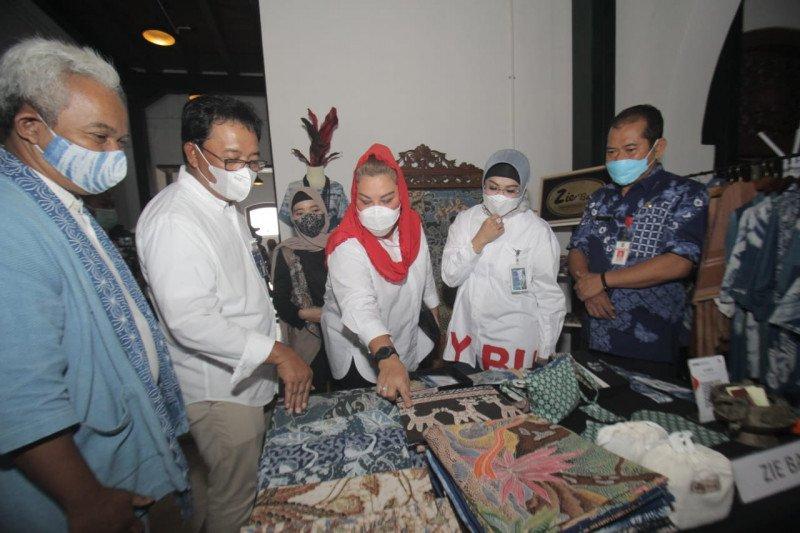 BNI -- Pemkot Semarang bersinergi dorong penguatan UKM