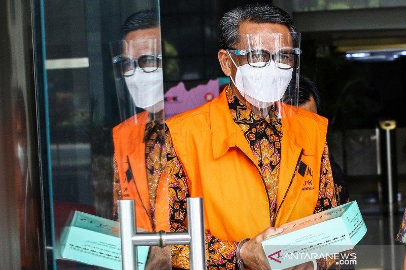 KPK dalami berbagai proyek Agung Sucipto diduga atas rekomendasi Nurdin Abdullah