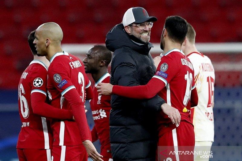 Juergen Klopp sumringah Liverpool bertemu Real Madrid