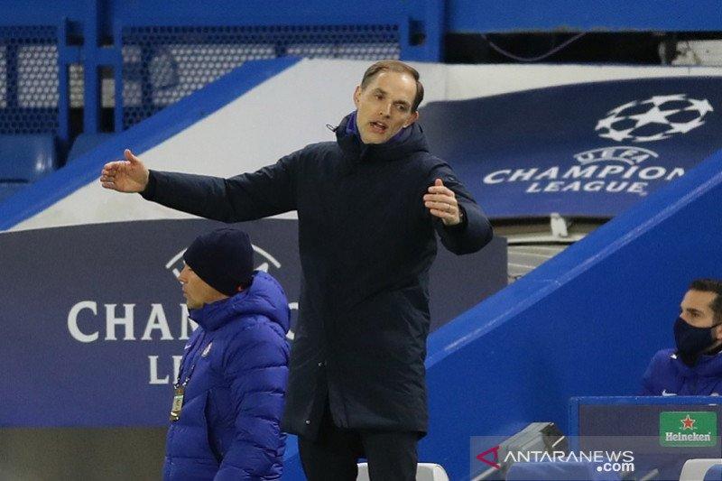 Thomas Tuchel percaya diri tapi ogah terbuai Chelsea diunggulkan kontra Porto