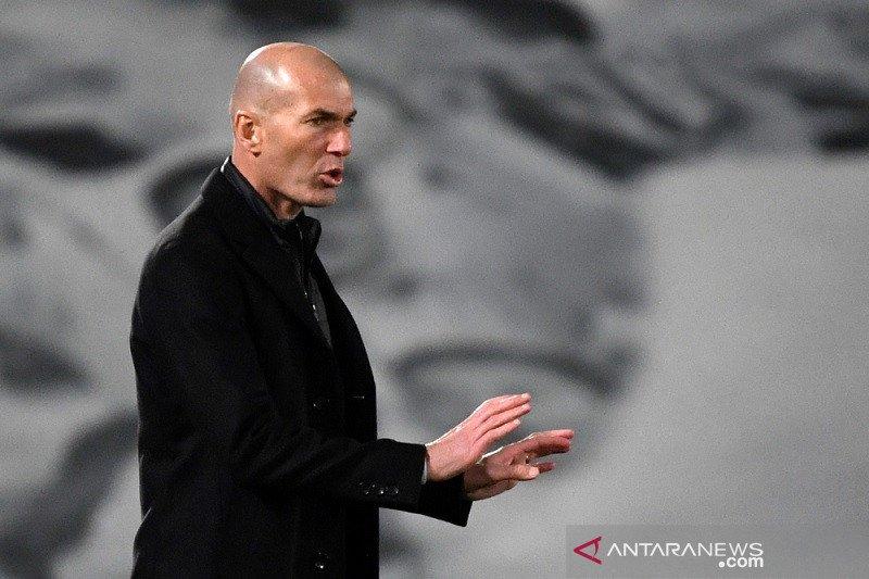Zinedine Zidane sebut Real Madrid dan Liverpool tahu sama tahu cara menang
