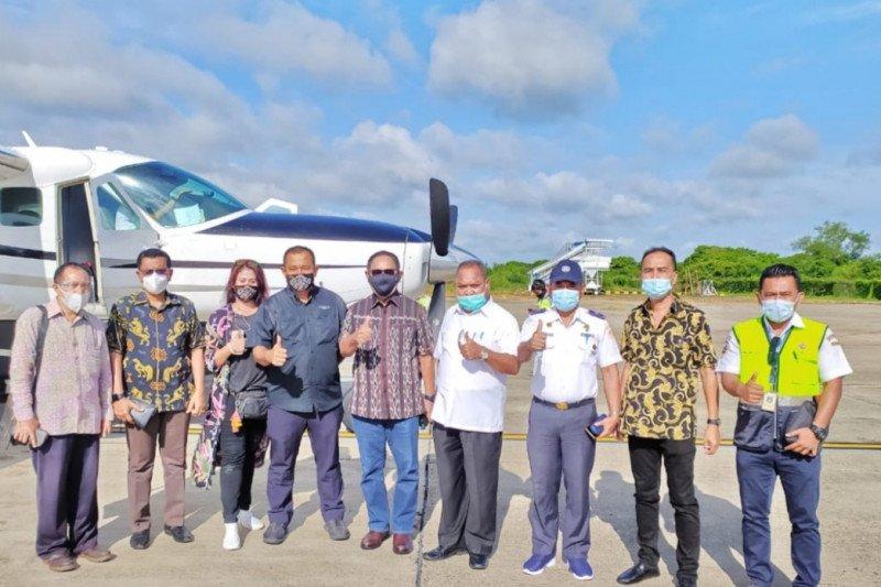 Dishub targetkan Bandara Pantar dilayani Dimonim Air pada April