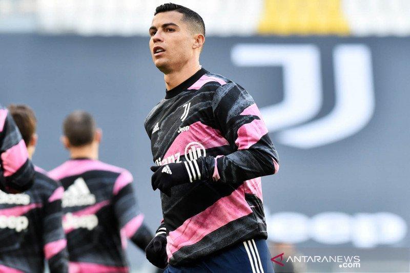 "Alvaro Morata yakin Cristiano Ronaldo ""bahagia"" di Juventus"