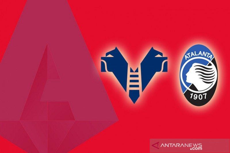 Atalanta bungkam Verona 2-0