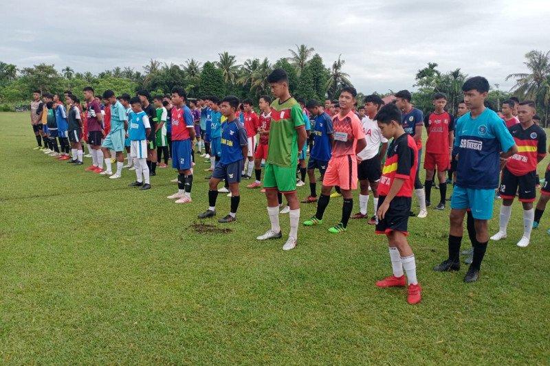 Asprov PSSI Sumbar gelar seleksi pemain proyeksi Timnas U-16 dan U-19