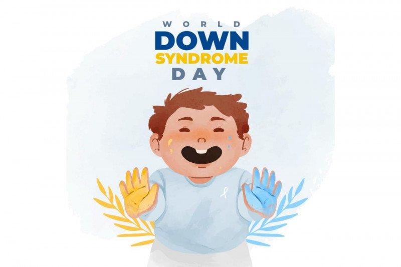"Hari Down Syndrome Sedunia,in 3 fakta soal  ""down syndrome"""