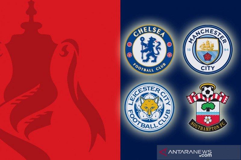 Semifinal Piala FA: Chelsea berpeluang jegal ambisi caturgelar Man City