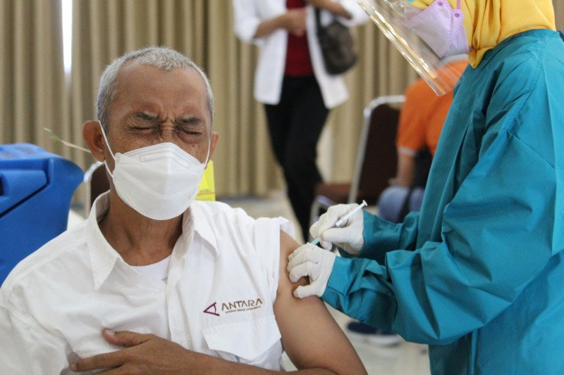 Kasus kematian dan positif COVID-19 di Lampung terus bertambah