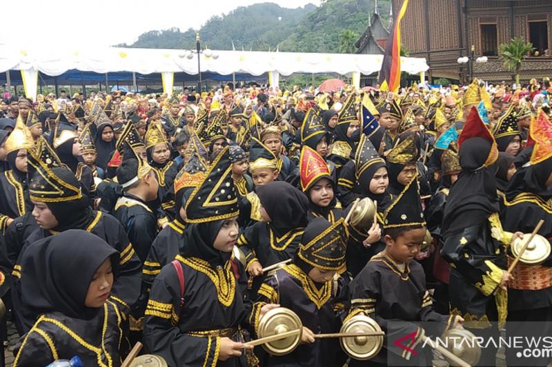 Festival Pesona Minangkabau di Tanah Datar akan digelar Juli