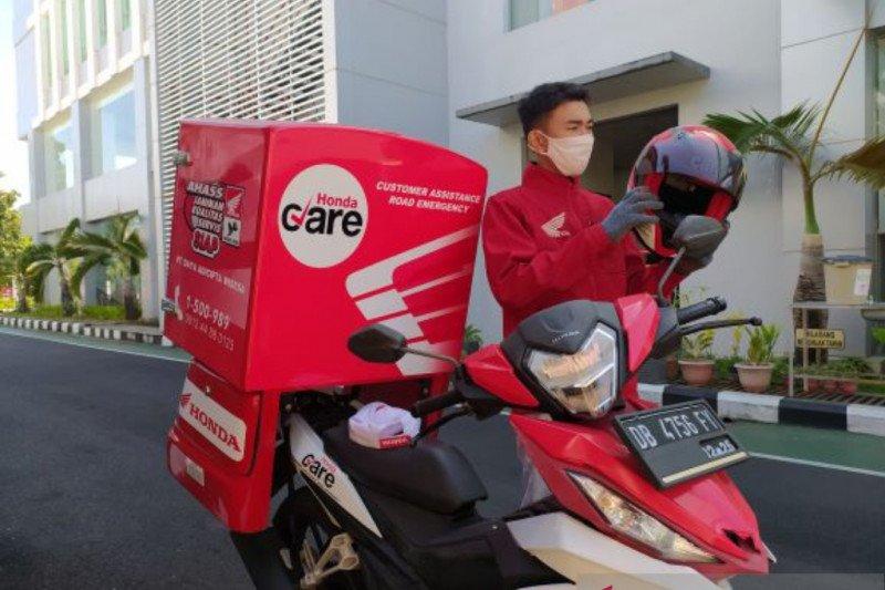 Honda berikan kemudahan dengan layanan Honda Care