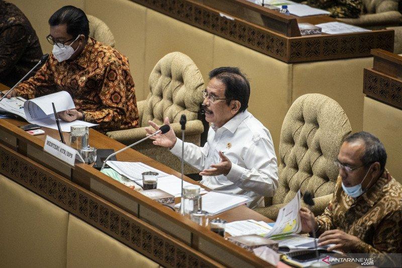Menteri ATR/BPN: Sertifikasi tanah elektronik masih uji coba