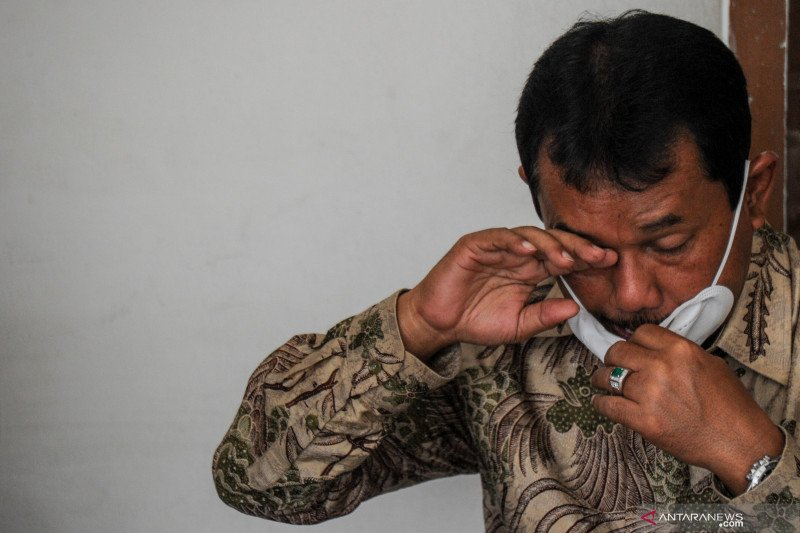 Mantan Bupati Bogor Rachmat Yasin dieksekusi ke Lapas Sukamiskin Bandung