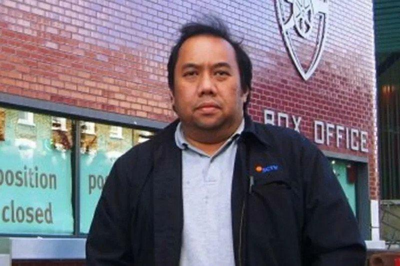 Sutradara senior Ronggur Sihombing meninggal dunia