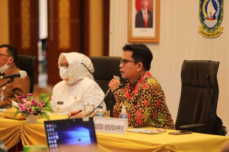 KPK ingatkan Gubernur Kepri terkait penunjukan staf khusus