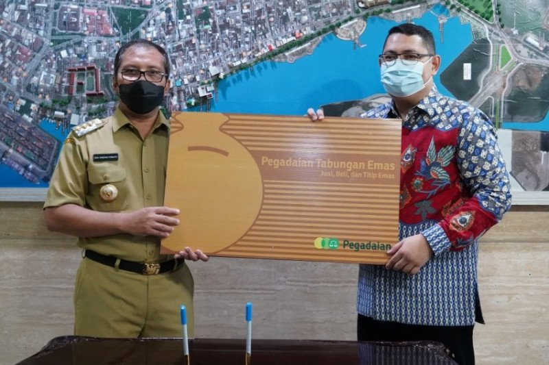 Pemkot Makassar dan Pegadaian kerja sama tingkatkan kesejahteraan warga
