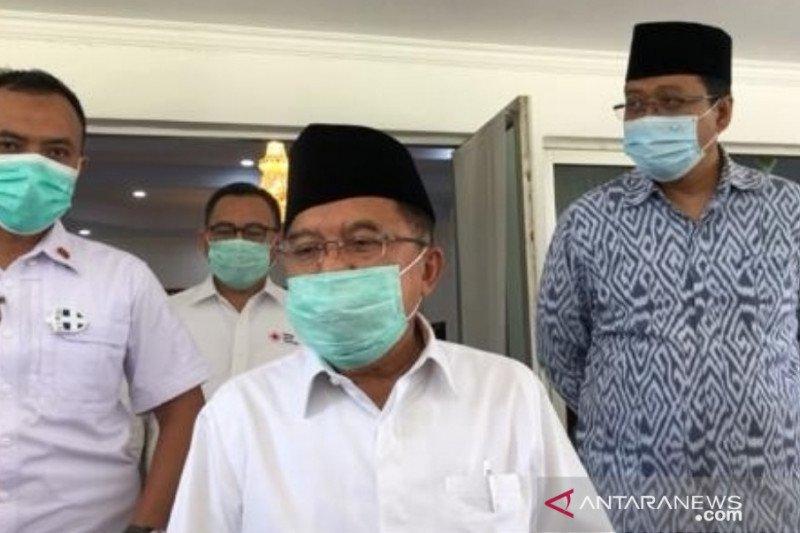 Jusuf Kalla sebut masjid tetap buka selama Ramadhan dengan prokes ketat