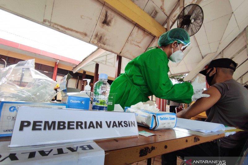 Survei: Warga DKI Jakarta tertinggi tolak vaksin COVID-19, Jateng terendah