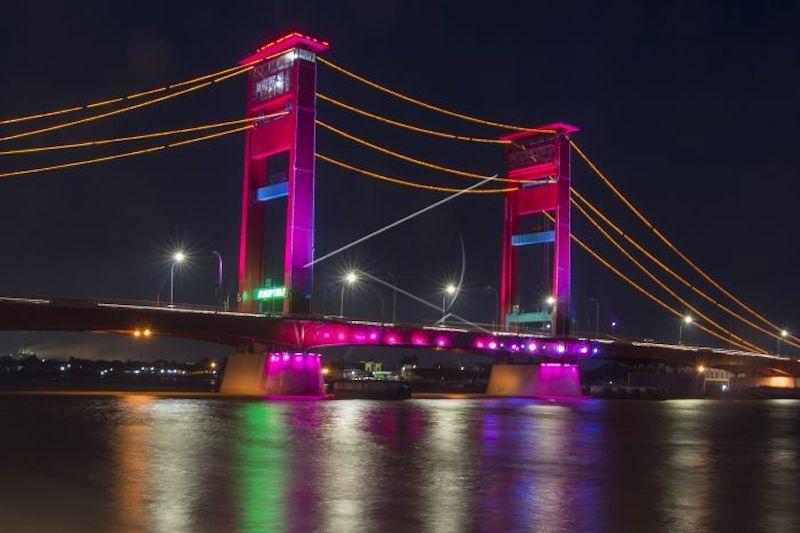 Optimalkan tol, Palembang gandeng Lampung buat paket wisata