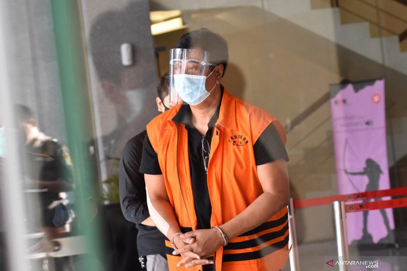 Penyuap mantan Menteri KKP Edhy Prabowo dituntut 3 tahun penjara