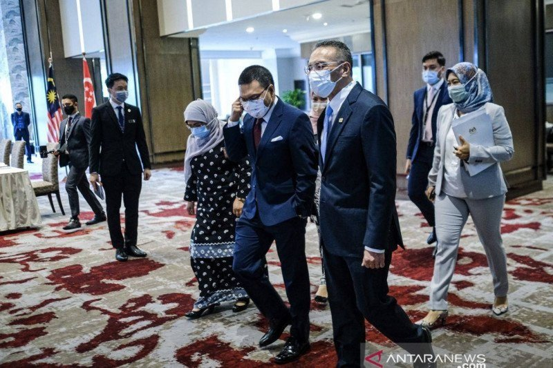 Malaysia dan Singapura tegaskan komitmen perjalanan lintas batas antara kedua negara