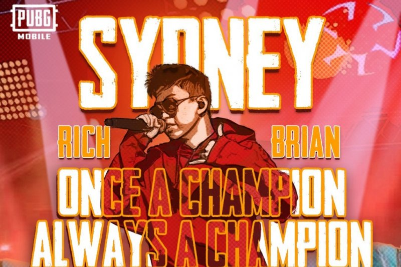 "Sydney"" temani PUBG Mobile Pro League Season 3"