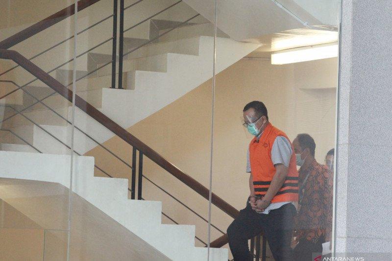 Kasus suap tersangka Edhy Prabowo dan kawan-kawan segera disidangkan
