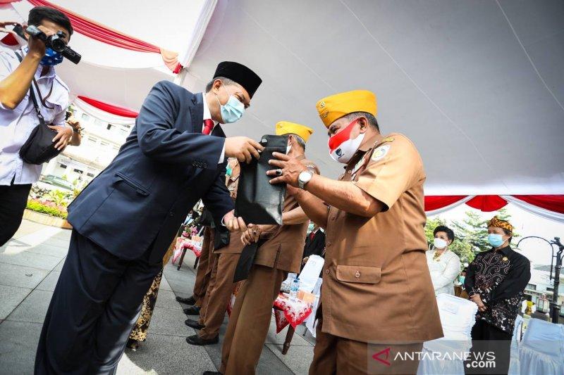 Peringati Bandung Lautan Api, wali kota ajak warga perangi COVID-19