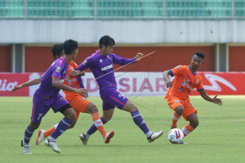 Persiraja Banda Aceh menaklukkan Persita Tangerang 3-1