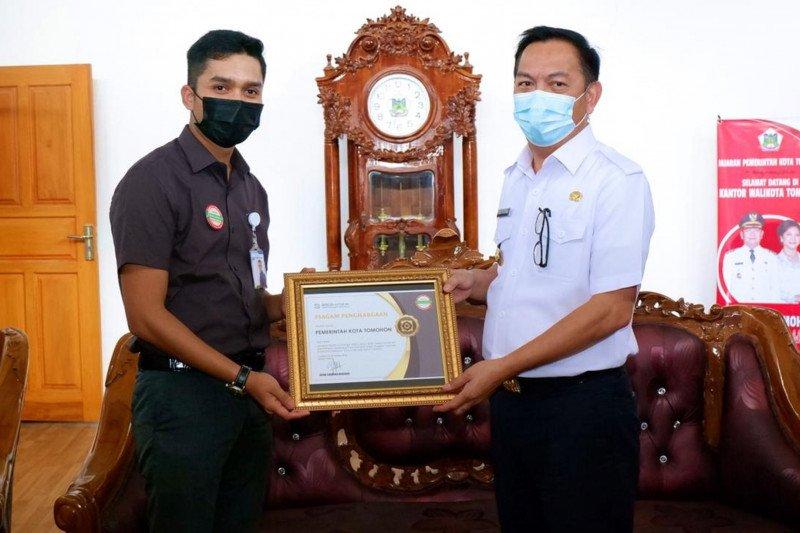 BPJS Kesehatan berharap Pemkot Tomohon bermitra perbaiki layanan