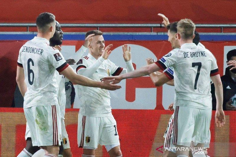 Belgia balik lumat Wales 3-1 Piala Dunia 2022 zona Eropa Grup E