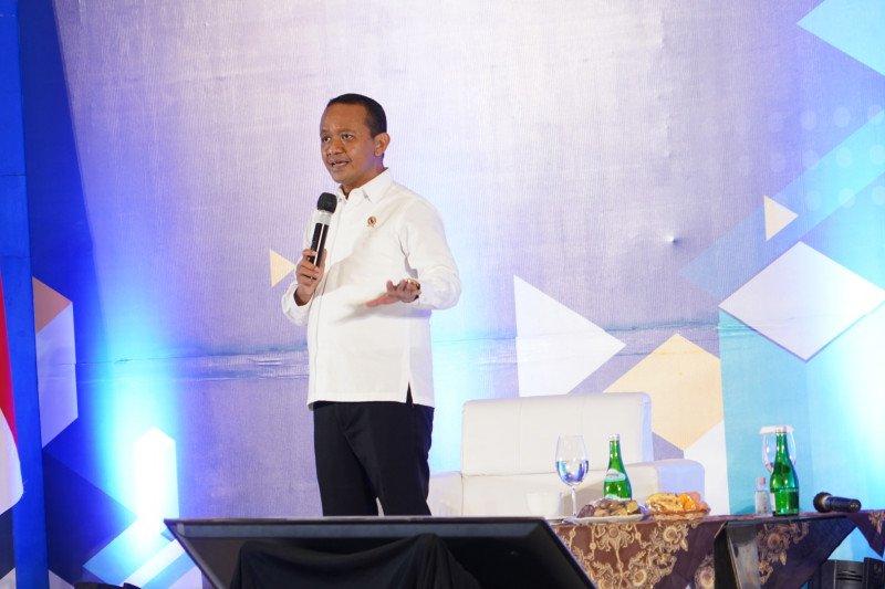 Kepala BKPM Bahlil ungkap cara eksekusi investasi mangkrak di Jatim