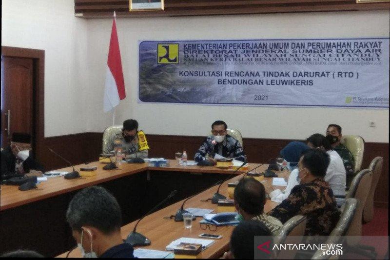 Bendungan Leuwi Keris di Tasikmalaya ditargetkan selesai 2022