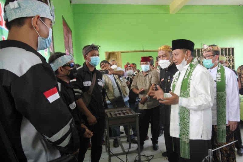 Wakil Gubernur Jawa Barat minta lulusan SMK kembali ke desa untuk gali potensi