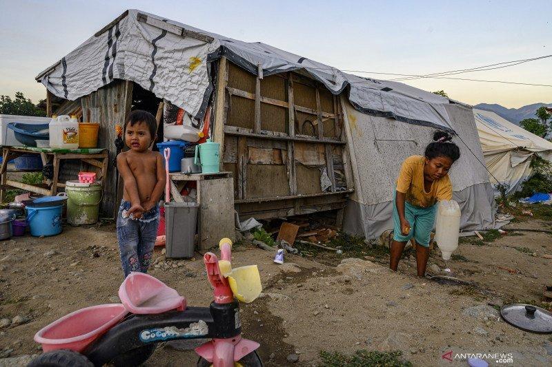Sebanyak 21.014 penerima dana stimulan bencana Palu mulai disalurkan
