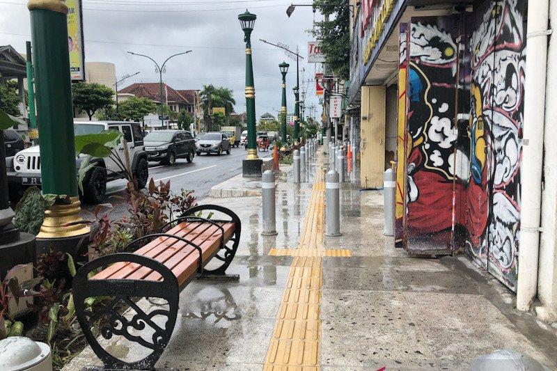 Yogyakarta menyiapkan Rp9,9 miliar revitalisasi pedestrian Ahmad Dahlan