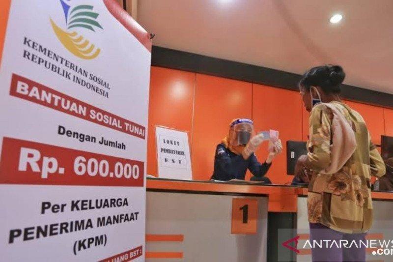 Pos Indonesia: Distribusi BST masih berjalan hingga April