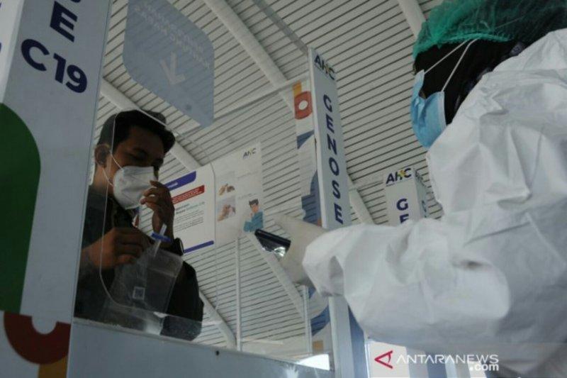 Bandara SMB II Palembang uji  coba GeNose C-19