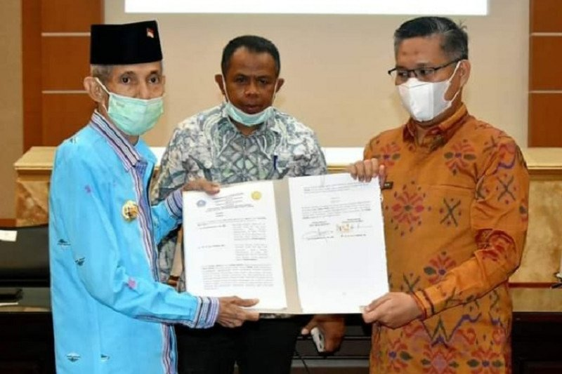 DPRD meminta Pemkot Baubau tertibkan aset eks Kabupaten Buton
