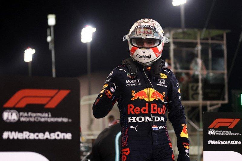 Verstappen dominasi tiga sesi  latihan bebas GP Bahrain