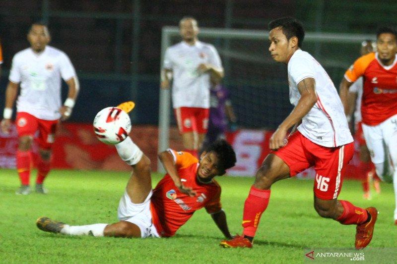 Persija mengincar kemenangan di laga terakhir Grup B Piala Menpora