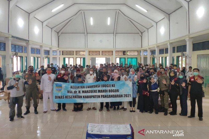 28 ODGJ asal Pangandaran direhabilitasi di RSJ Bogor