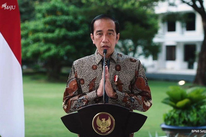 Presiden Jokowi : Perayaan Nyepi momentum introspeksi