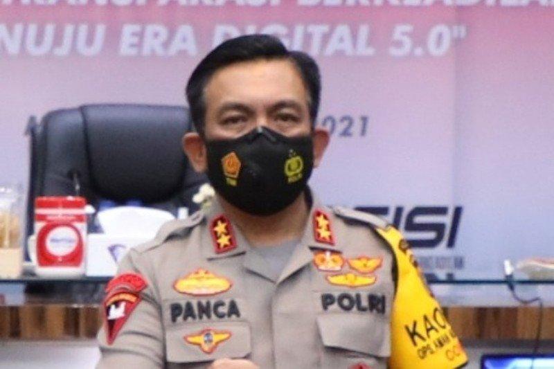 Sumatera Utara peringkat pertama nasional penyalahgunaan narkotika