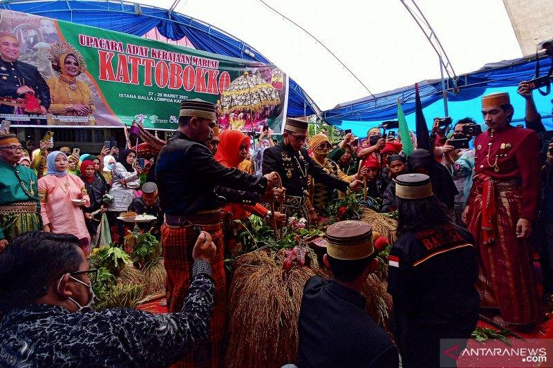 Upacara adat `Katto Bokko` wisata budaya yang masih lestari