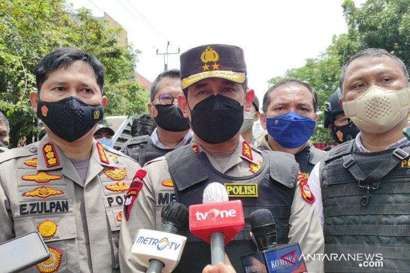 9 korban luka akibat ledakan bom di Gereja Ketedral Makassar