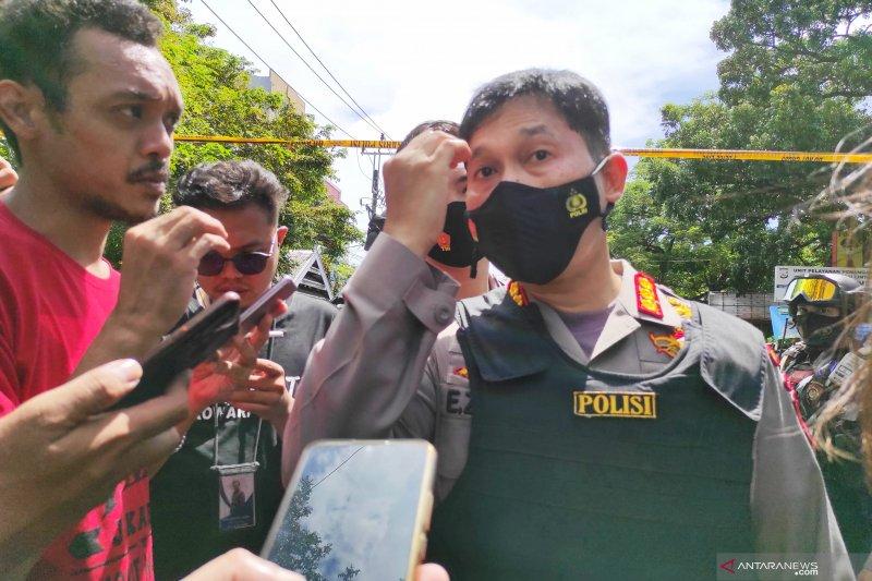 Korban luka akibat bom Katedral Makassar jadi 14 orang