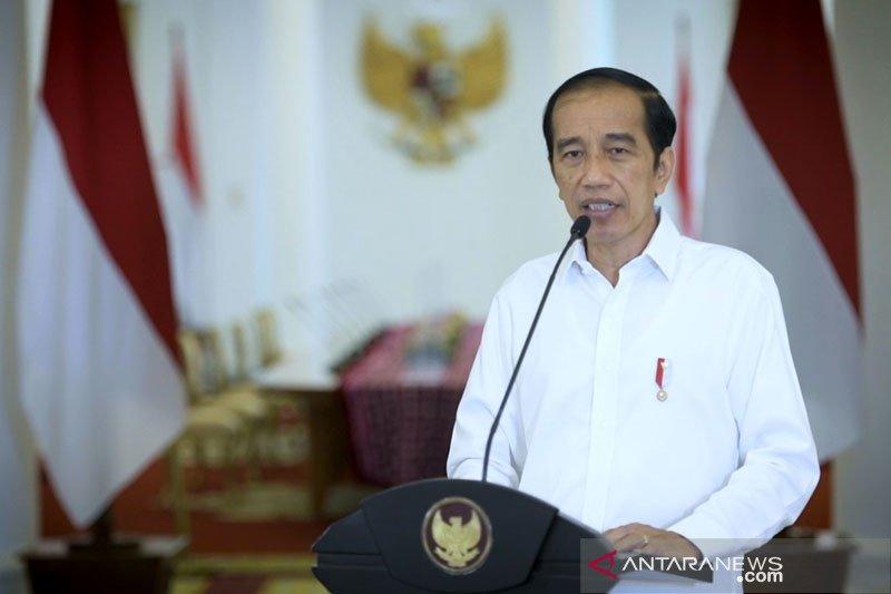 Presiden Jokowi kutuk aksi terorisme di Gereja Katedral Makassar