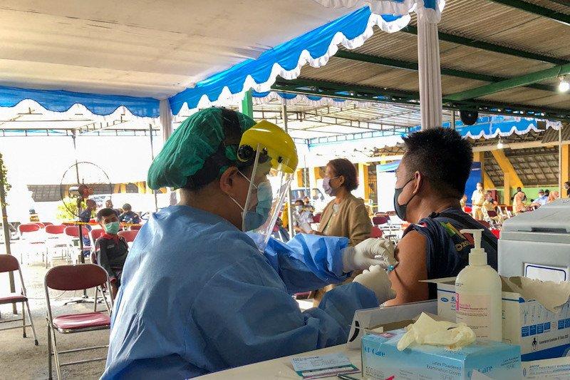 Yogyakarta segera menuntaskan vaksinasi pedagang pasar tradisional