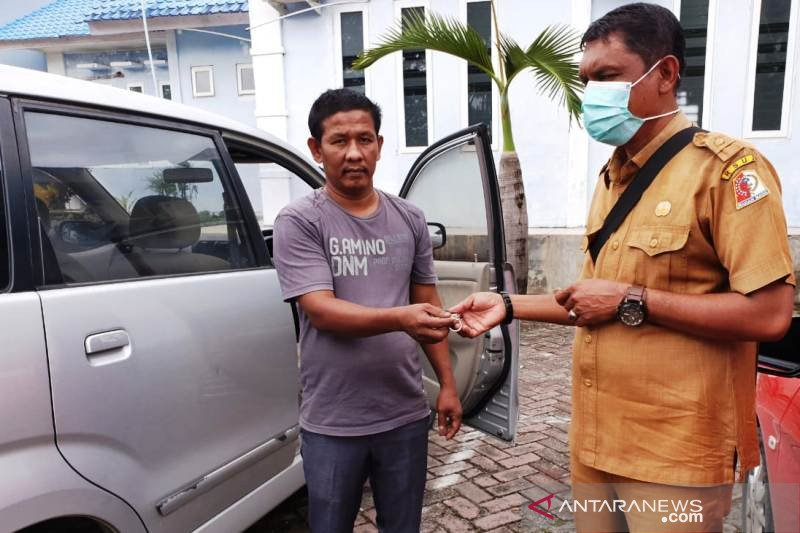 RSUD Nagan Raya secara mendadak tarik sejumlah mobil dinas dokter spesialis