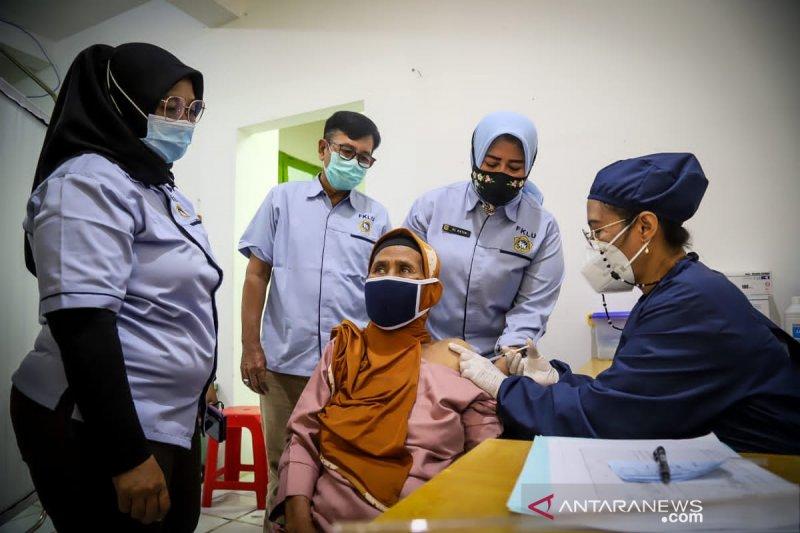10.486.399 orang Indonesia telah menerima vaksin COVID-19 dosis kedua